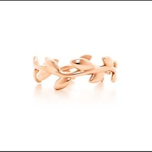 Paloma Picasso Olive Leaf Band Ring